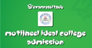 motijheel ideal college admission